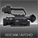 NXCAM / AVCHD Camcorder