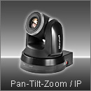 Pan-Tilt-Zoom / IP Kameras
