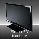 Stereo-3D Monitore
