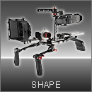 SHAPE Rigs / Cages / Schulterstützen / Support Systeme