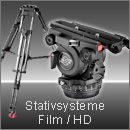 Stativsysteme Film / HD
