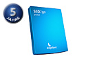 Angelbird SSD2go pocket 512 GB - Blau