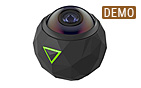 360 Fly Panoramic 360° 4K - Demoware