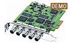 Blackmagic DeckLink Duo - Demoware