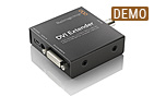 Blackmagic DVI Extender - Demoware
