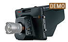 Blackmagic Studio Camera 2 - Demoware