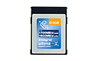 Integral UltimaPro X2 CFexpress Cinematic Memory Card Type B 2.0 512 GB