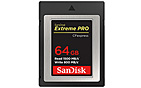 SanDisk Extreme Pro CFexpress 64 GB 1500 MB/s