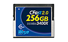 Wise CFast 2.0 Card 3400X blue 256 GB