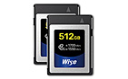 Wise CFexpress 512 GB (2-Pack)